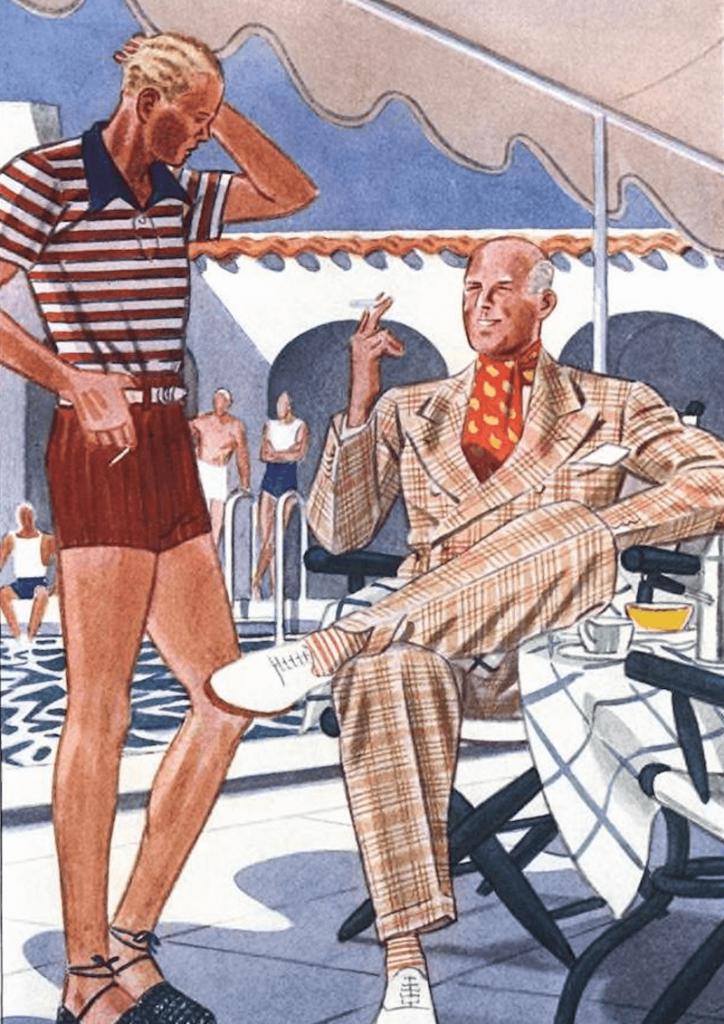 snyggaste mode för män sommaren 2020 stilinspiration
