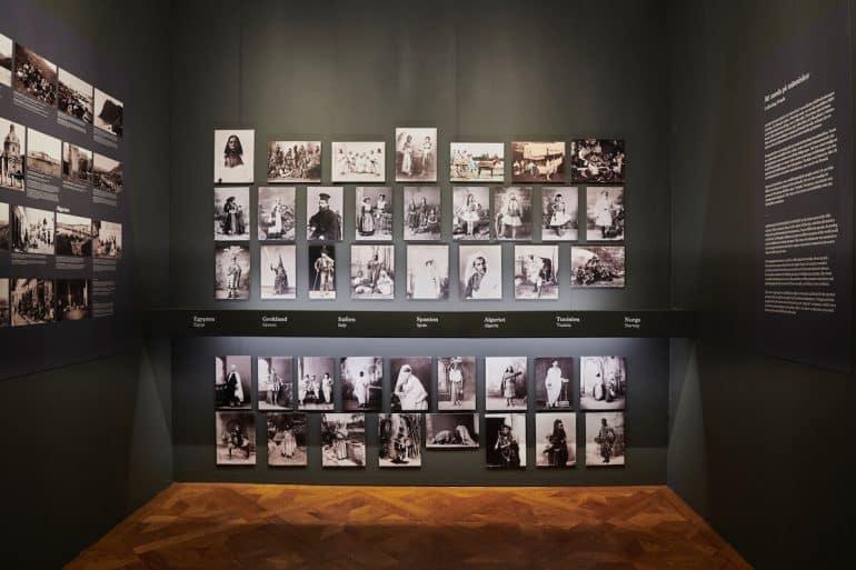 utställning Hallwylska museet juni 2020