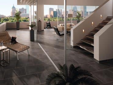 hur du lägger keramik på terrassen eller balkongen