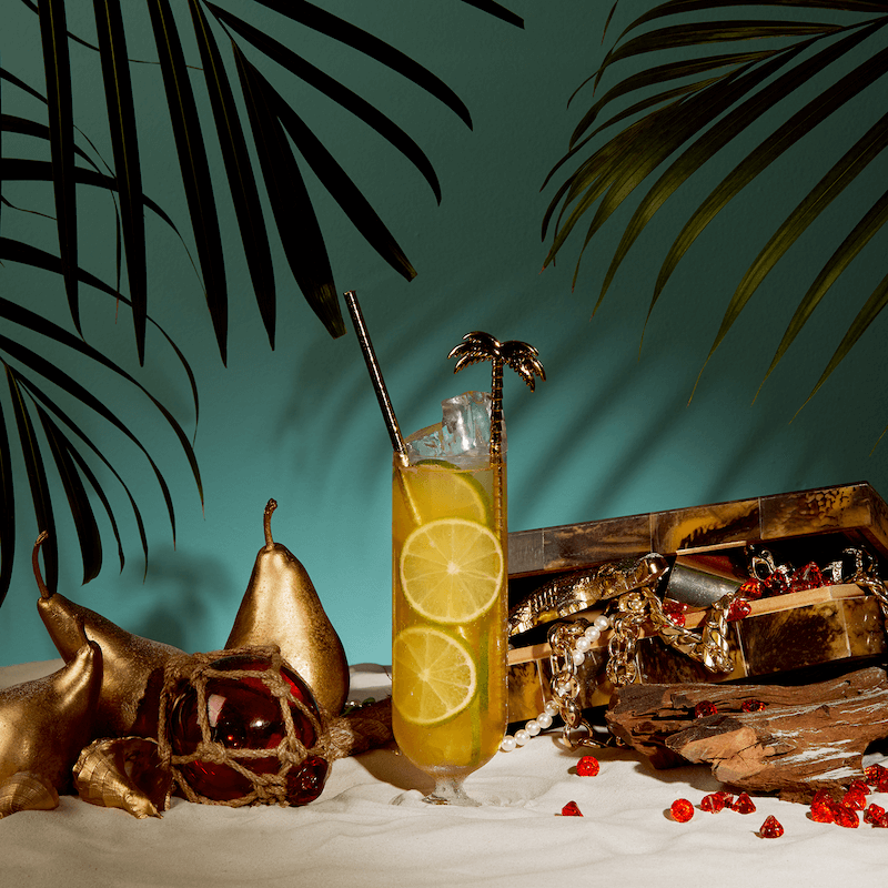 Caribbean drink med Xanté