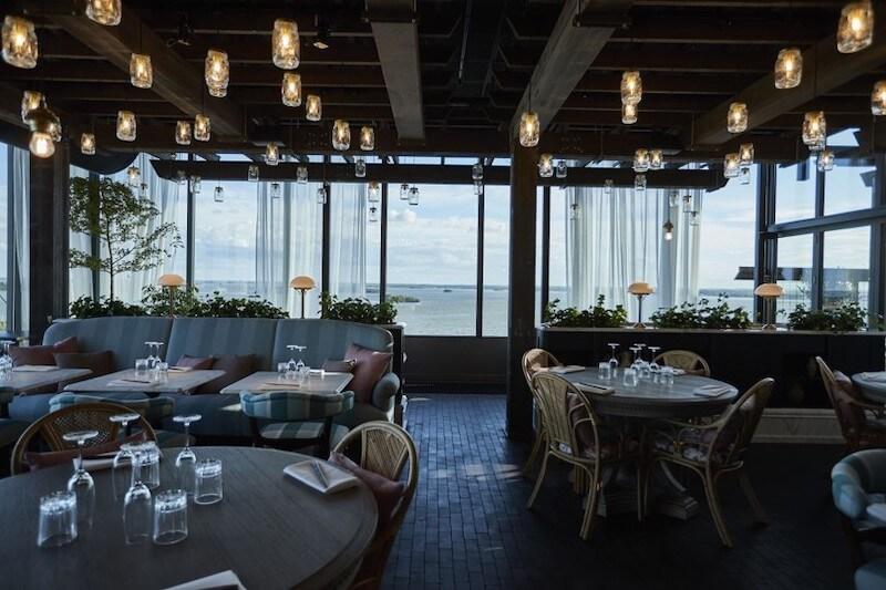 bästa hotell med takterrass i sverige sommaren 2020