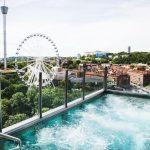 Sveriges mest spektakulära hotell med takterrasser