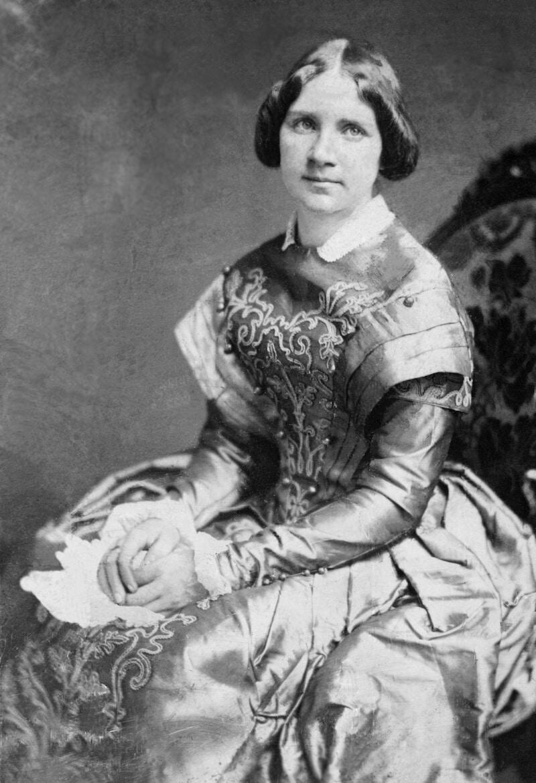 Jenny Lind operasångerskan 1800-talet