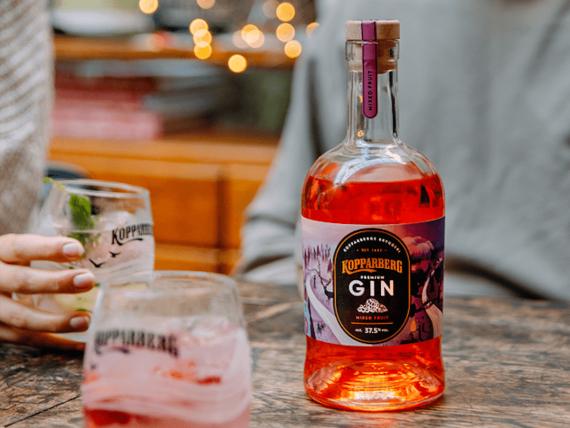 Kopparberg mixed fruit gin nyhet juli 2020