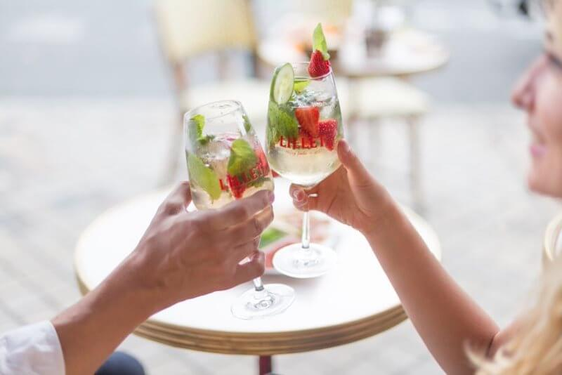 aperitif lillet drink klassiker