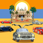 Resultat från lyxbilauktionen Artcurial Motorcars i Monaco