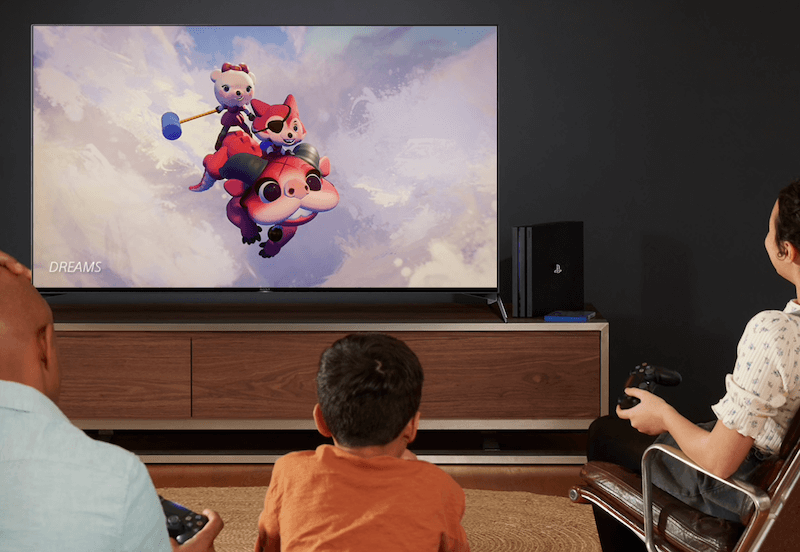bästa tv för playstation 5 sverige