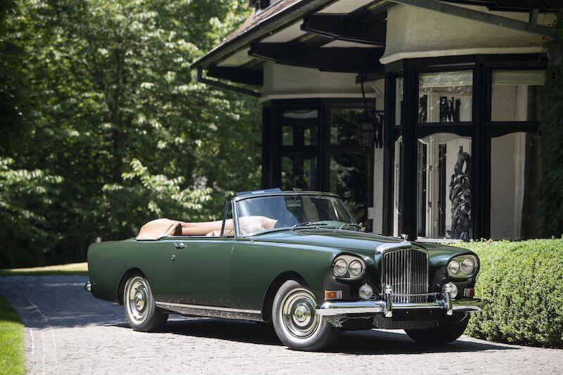 1962 Bentley S3 Continental cabriolet Park Ward