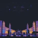 Musikshower i världens casinohuvudstad