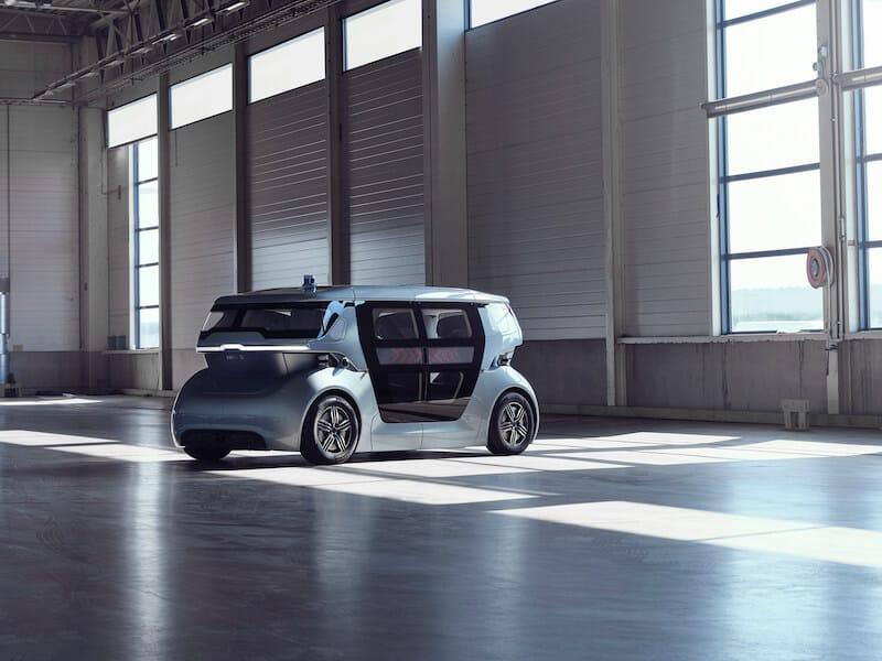 självkörande bilar sverige 2020