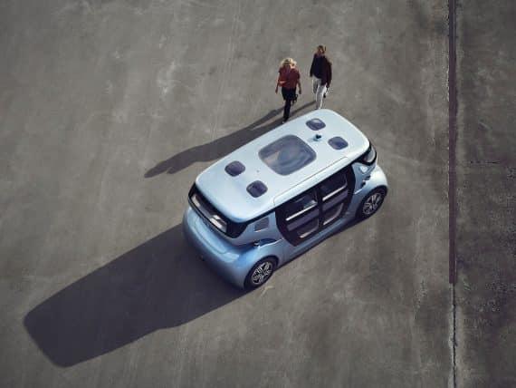 självkörande fordon 2020