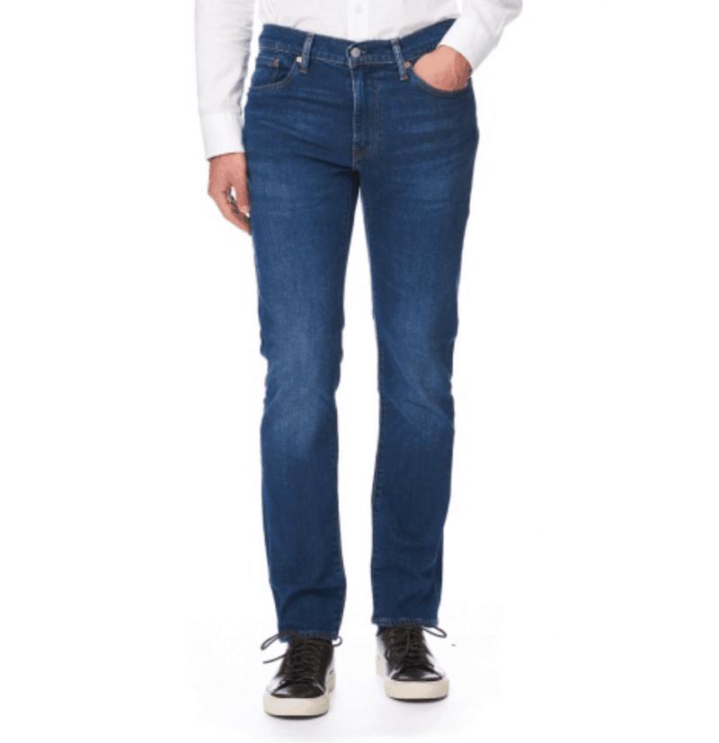 snyggaste jeans för män 2020