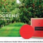 Lundgrens Limited Edition hämtar inspiration från Österlens äppelodlingar