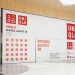 Den andra UNIQLO-butiken i Sverige öppnar i Mall of Scandinavia fredagen den 28 augusti