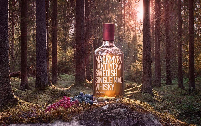 Mackmyra jaktlycka ny whisky 2020