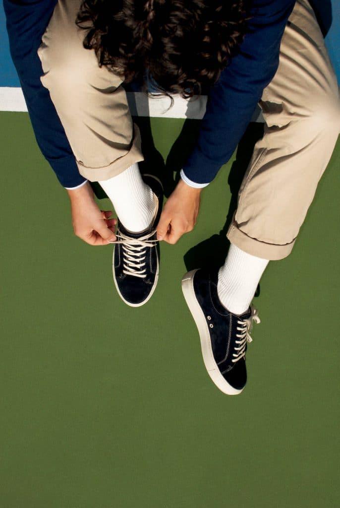 sneakers för män sommar höst 2020