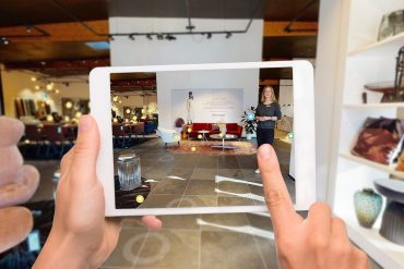 virtuell butik inredningstjänster