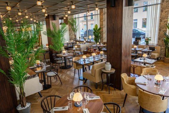 la girafe bistro ny restaurang stockholm