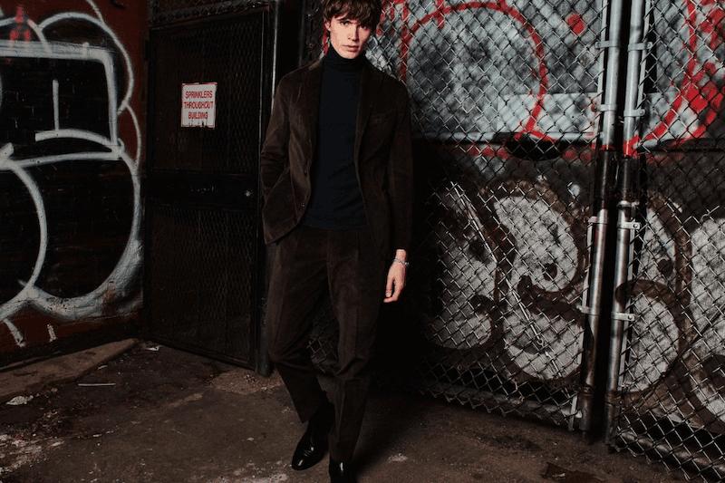 mode för män herrmode höst 2020