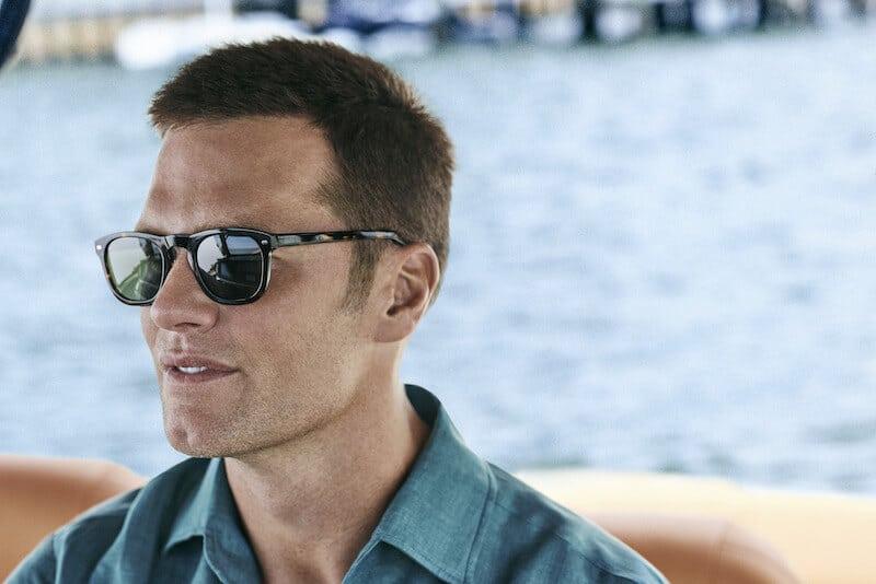 christopher cloos Tom Brady samarbete collaboration mode för män 2020