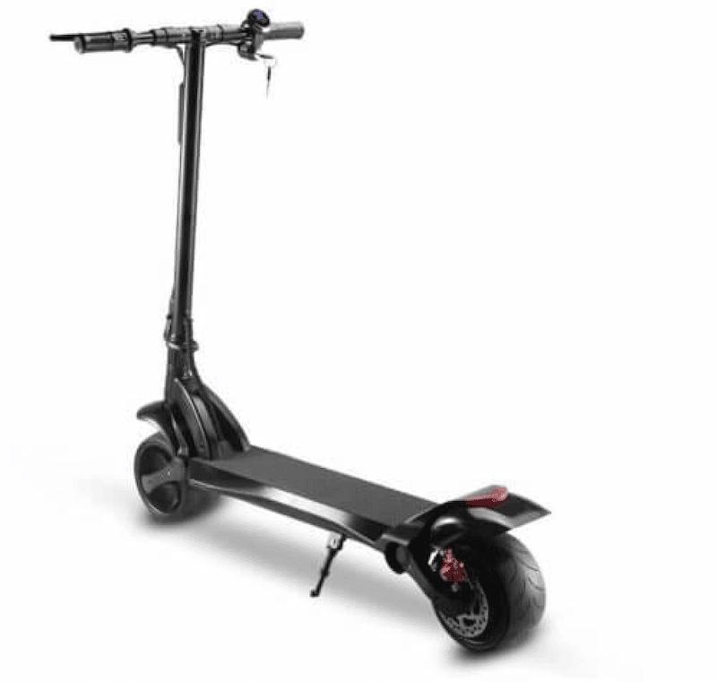 elsparkcykel elscooter med breda hjul för vintern