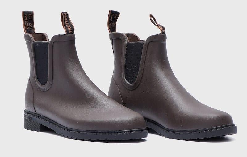 gummistövlar chelsea boots höst 2020