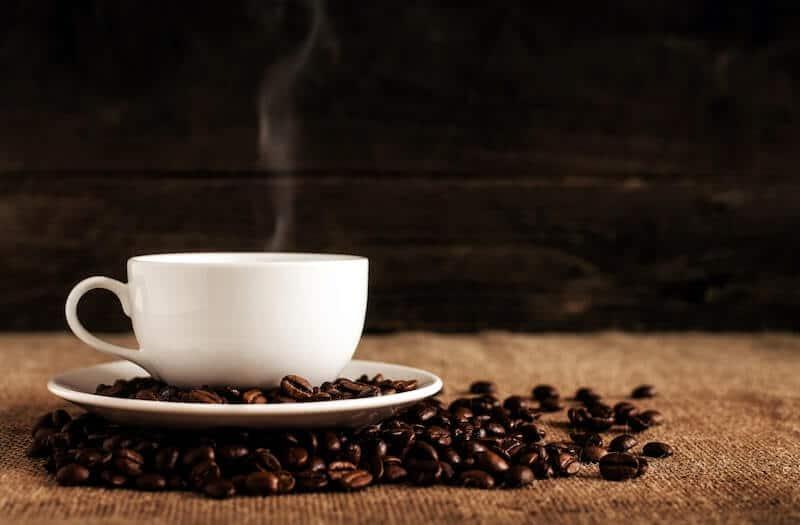 inspiration kaffedoft på morgonen