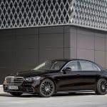 Presentation av nya Mercedes-Benz S-Klass - nu med fler revolutionerande funktioner