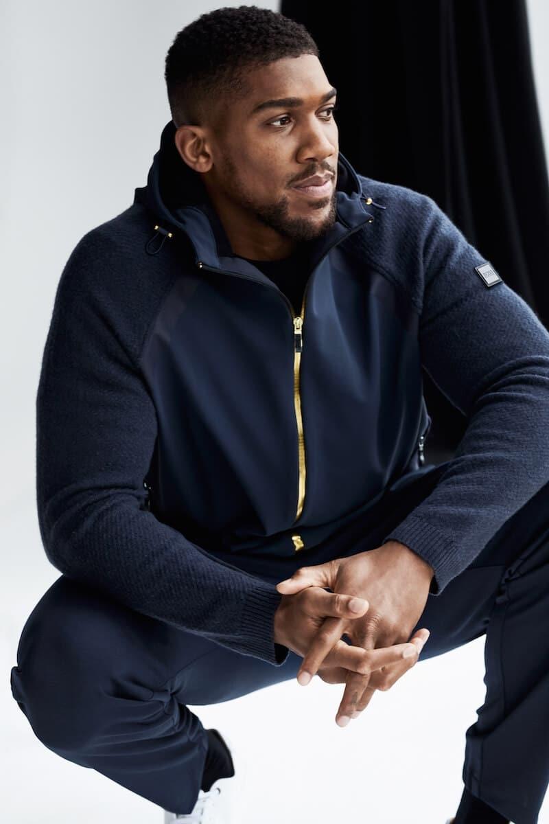 mode för män höst vinter 2020 boss kollektion