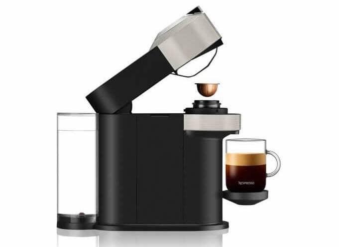 kapselsystem Nespresso Vertuo