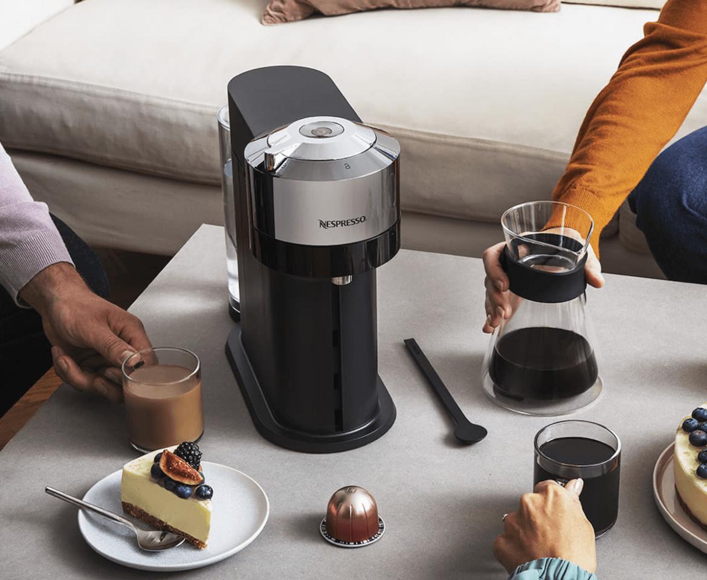 Nespresso Vertuo kaffemaskin