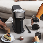 Nu kan du brygga en hel kanna kaffe med nya Vertuo Next från Nespresso