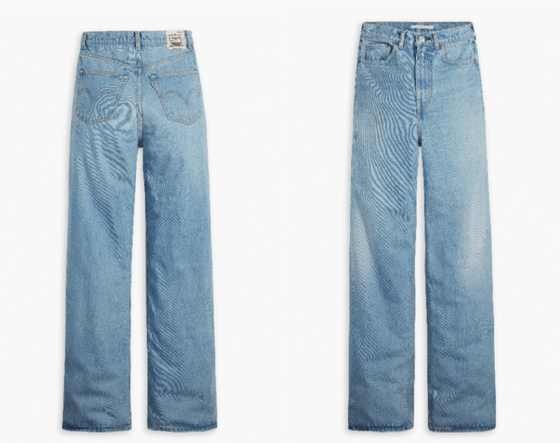 Levi's® Recycled Denim Women's High Loose