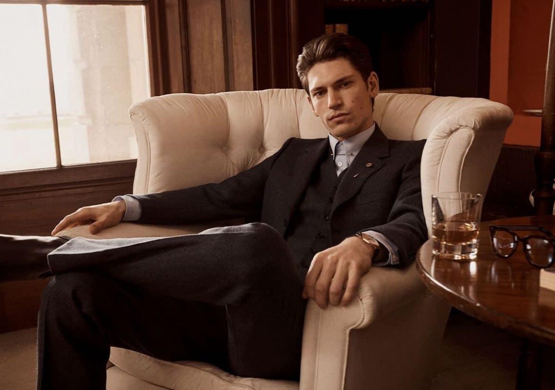 snyggaste skräddade mode för män hösten 2020