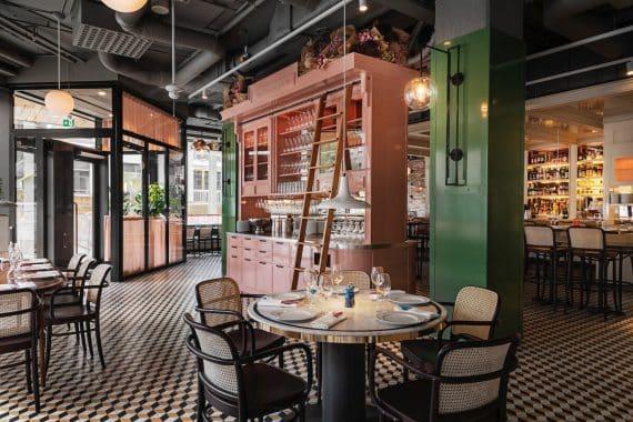 Jacquelines ny restaurang i stockholm
