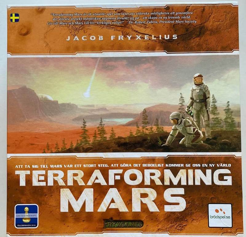 bästa vuxenspel 2020 terraforming mars