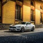 Ikoniska Mustang Mach 1 för första gången någonsin till Europa
