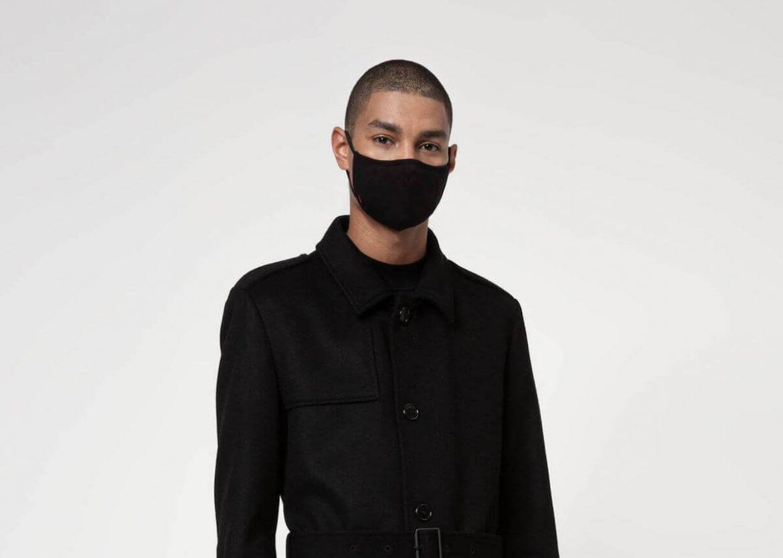 snyggaste ansiktsmasker för män höst vinter 2020