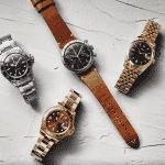 Inför auktionen klockkvaliten på Kaplans i november