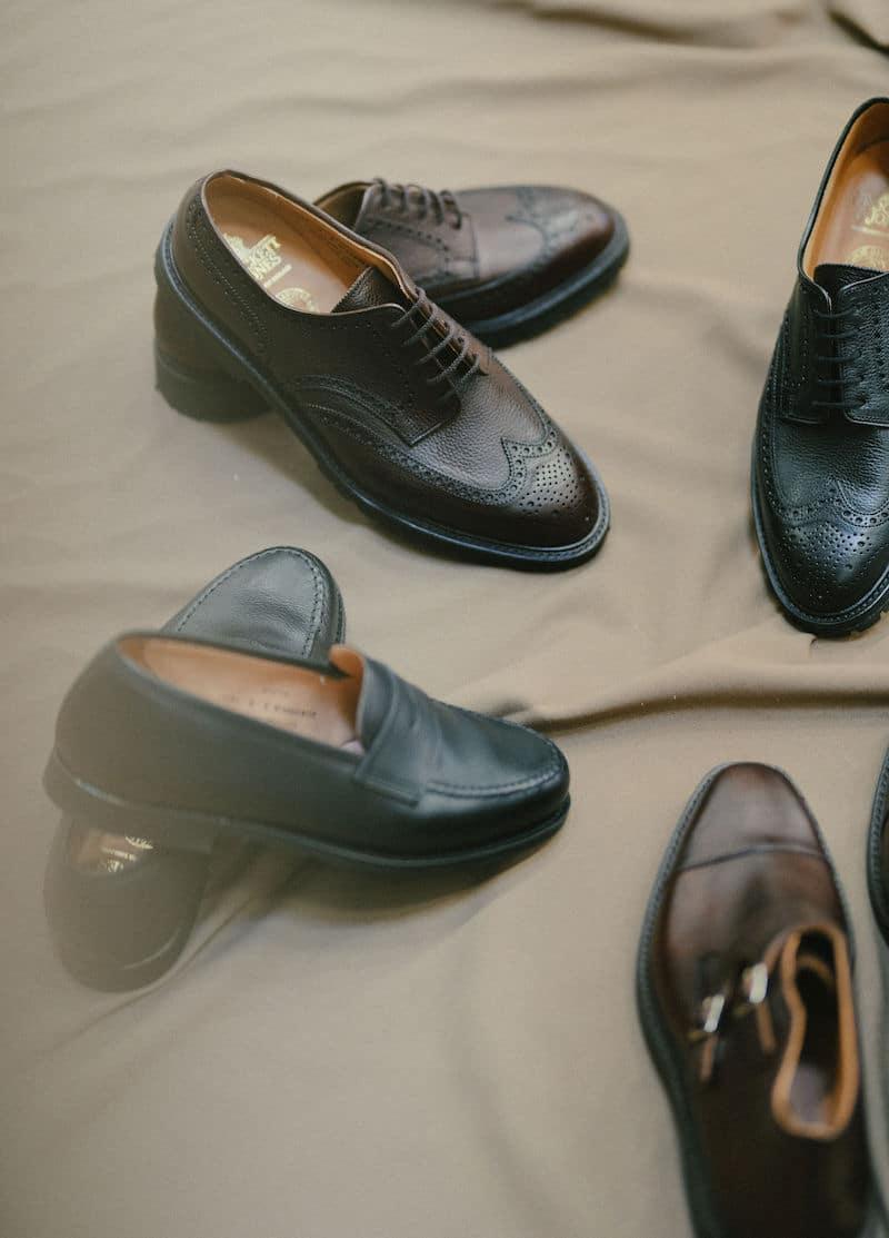 snyggaste handgjorda skor för män höst vinter 2020