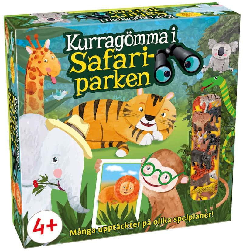 kurragömma i safariparken bästa barnspel 2020