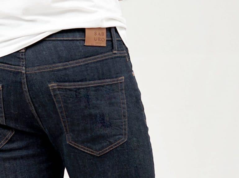 saburo jeans svenskt jeansmärke