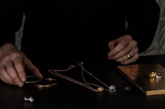 nya smyckeskollektion från Skultuna vintern 2020