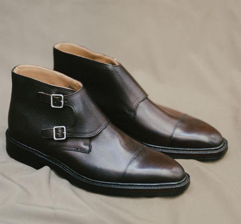snygga monkstrap skor för höst och vinter 2020