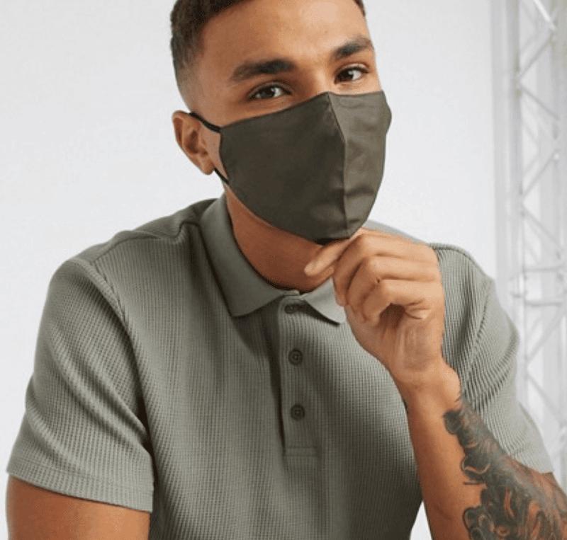 snyggaste munskydd för män online