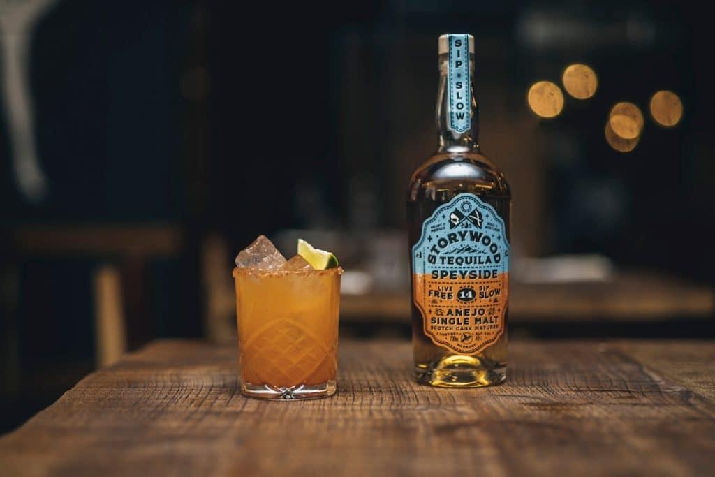 storywood ny tequila i sverige systembolaget december 2020