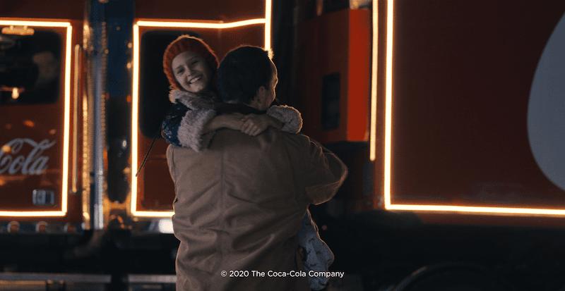 Coca Cola julfilm 2020