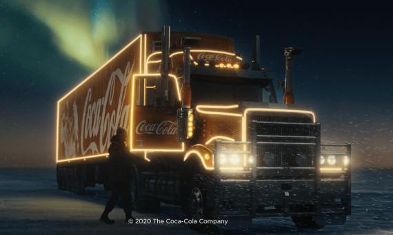 coca-cola julfilm 2020