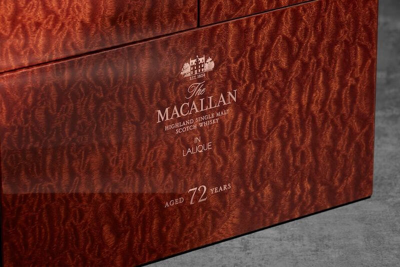 the macallan lyxwhisky