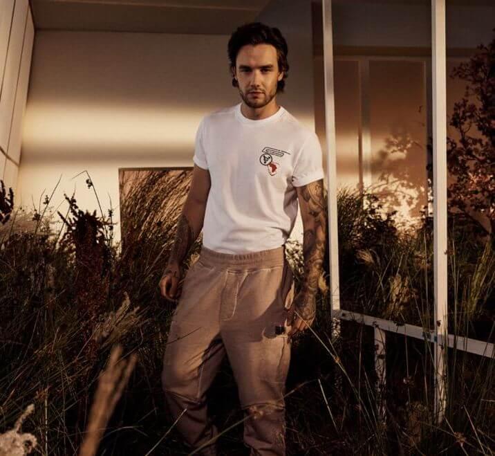 Hugo liam payne mode för män vintern 2020